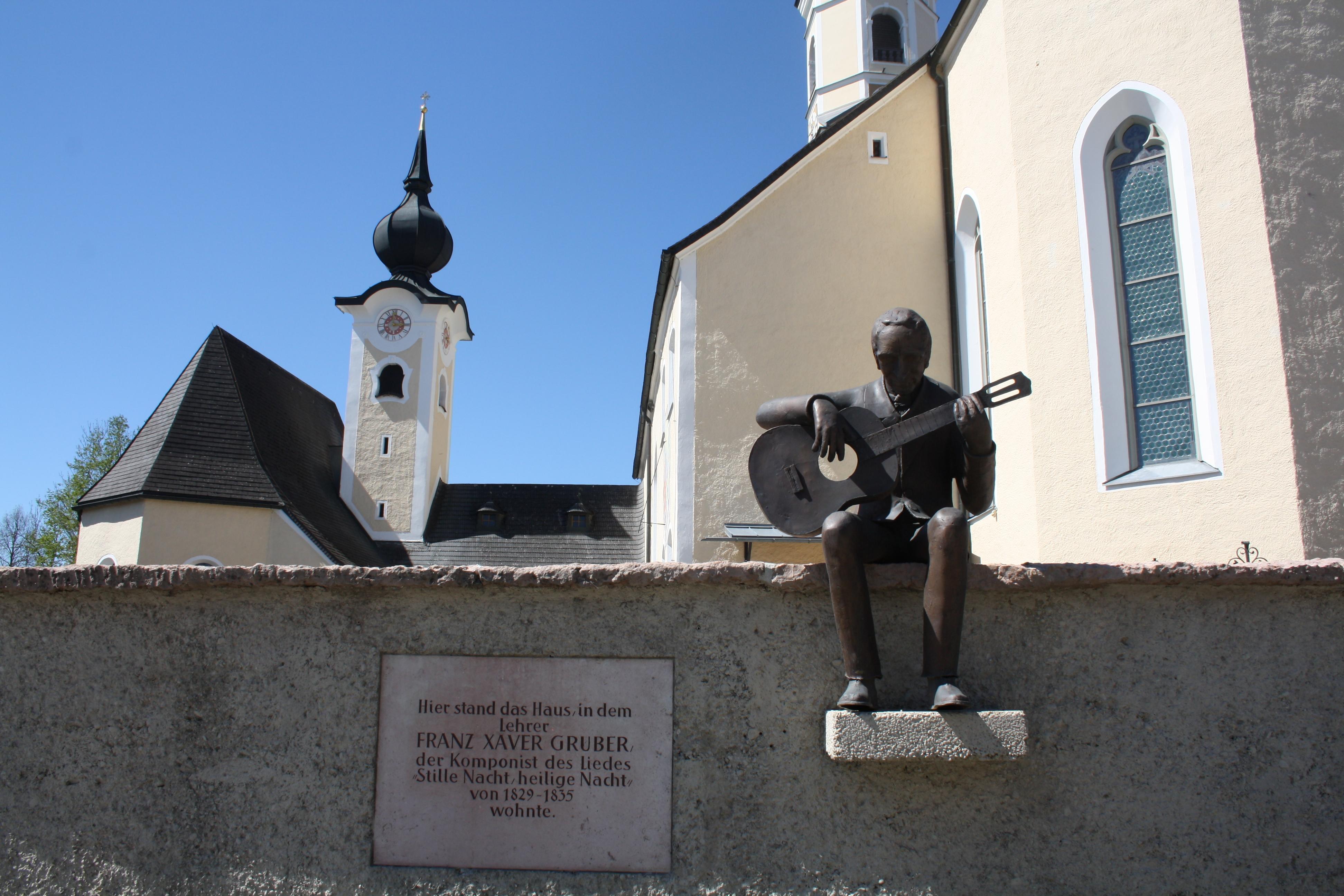 Berndorf near Salzburg