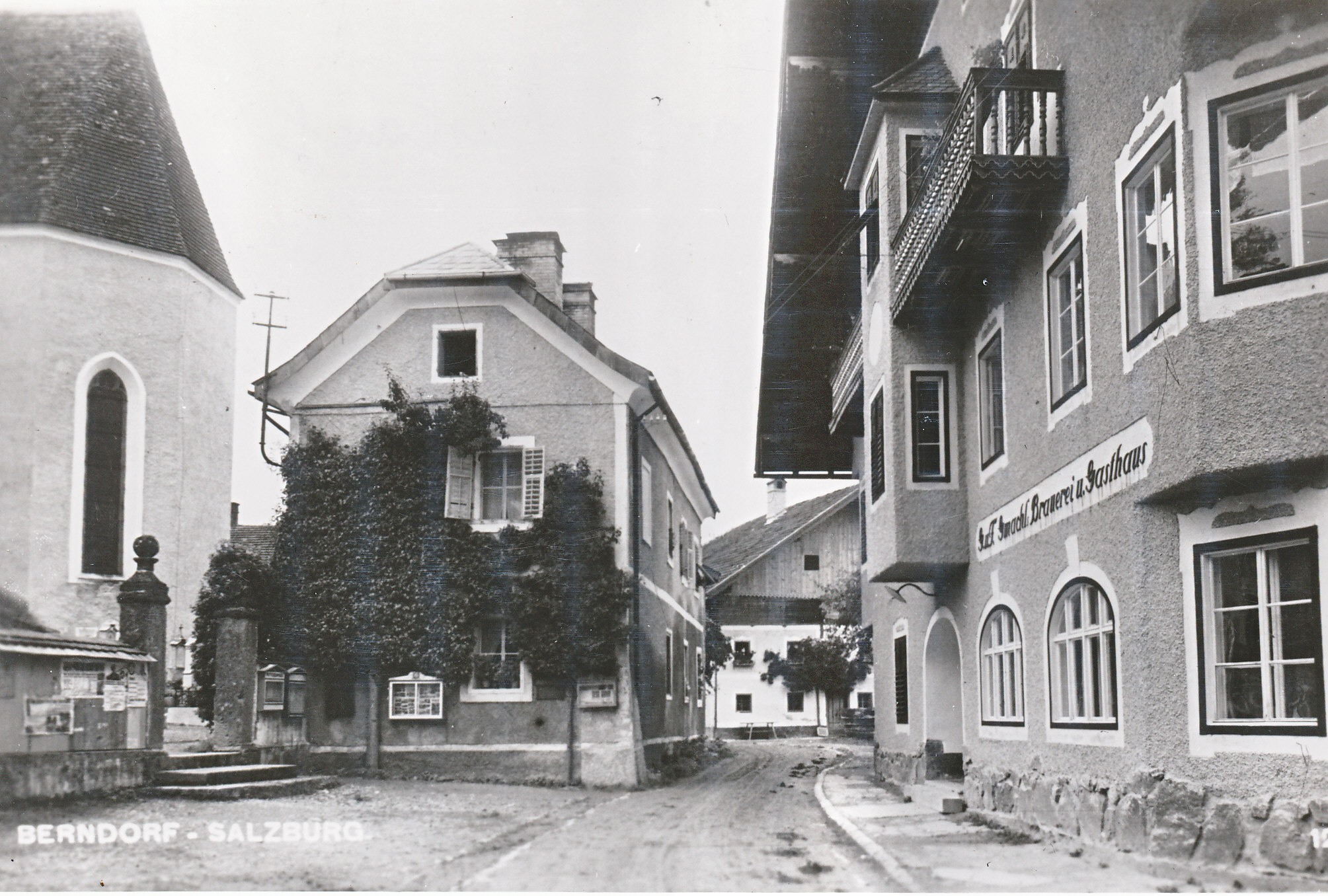 Altes Mesnerhaus