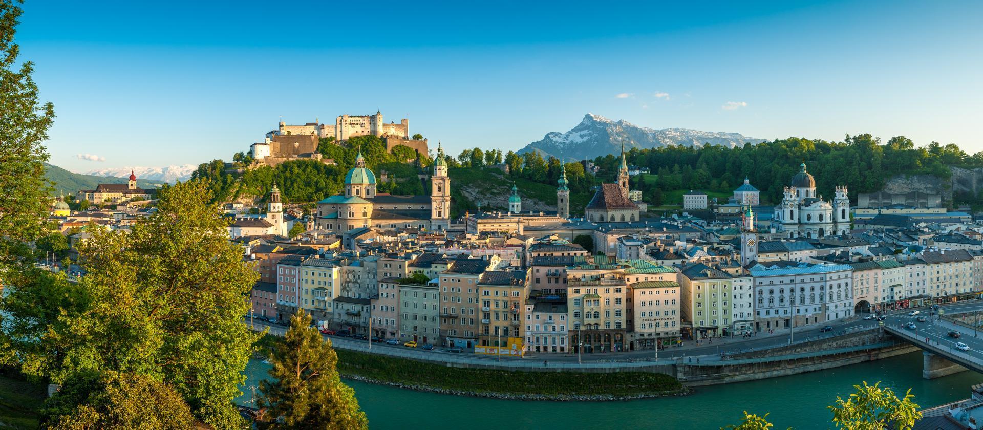 City of Salzburg