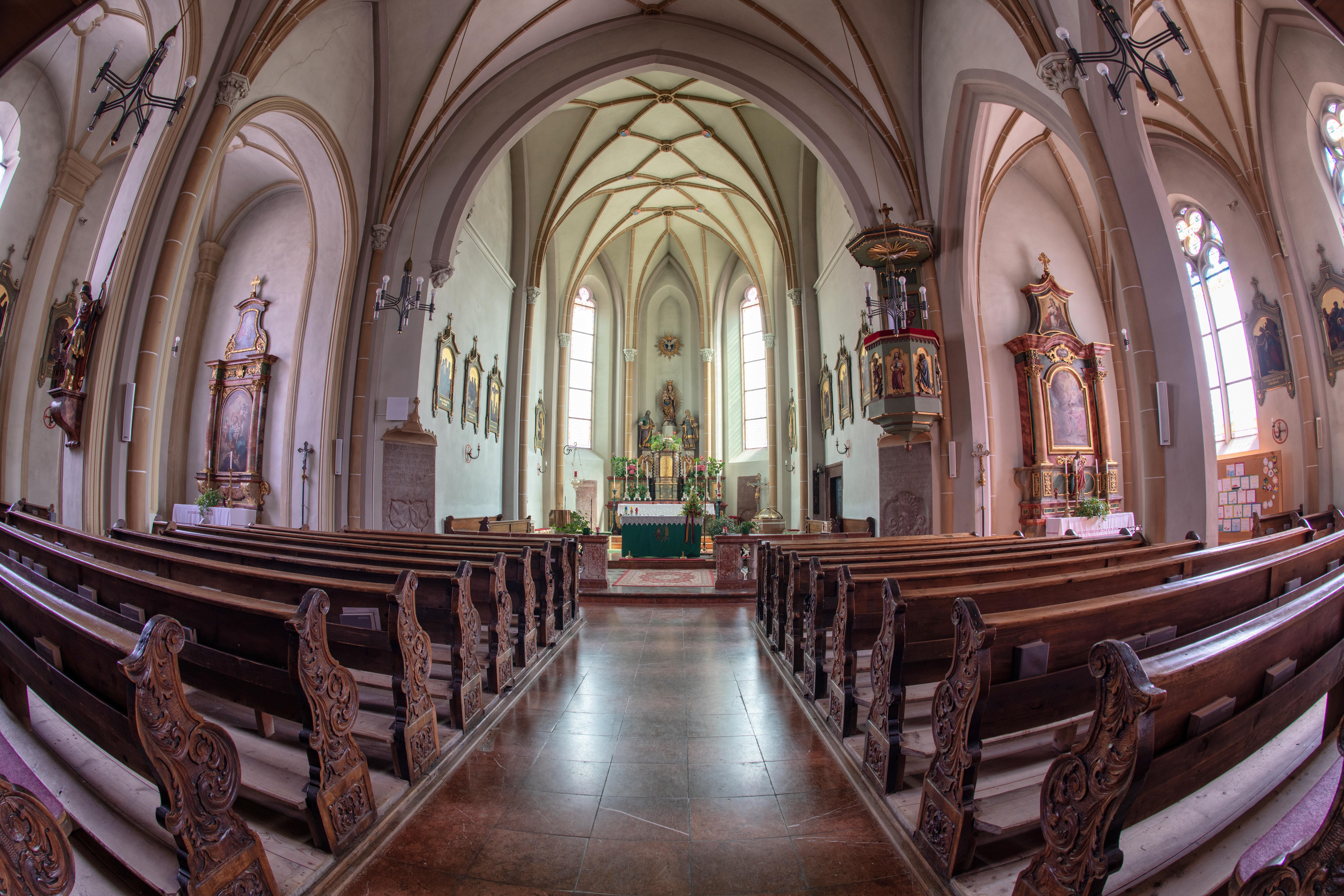 Berndorf Altar Pfarrkirche c Stille Nacht Gesellschaft Hermann Hermeter 8