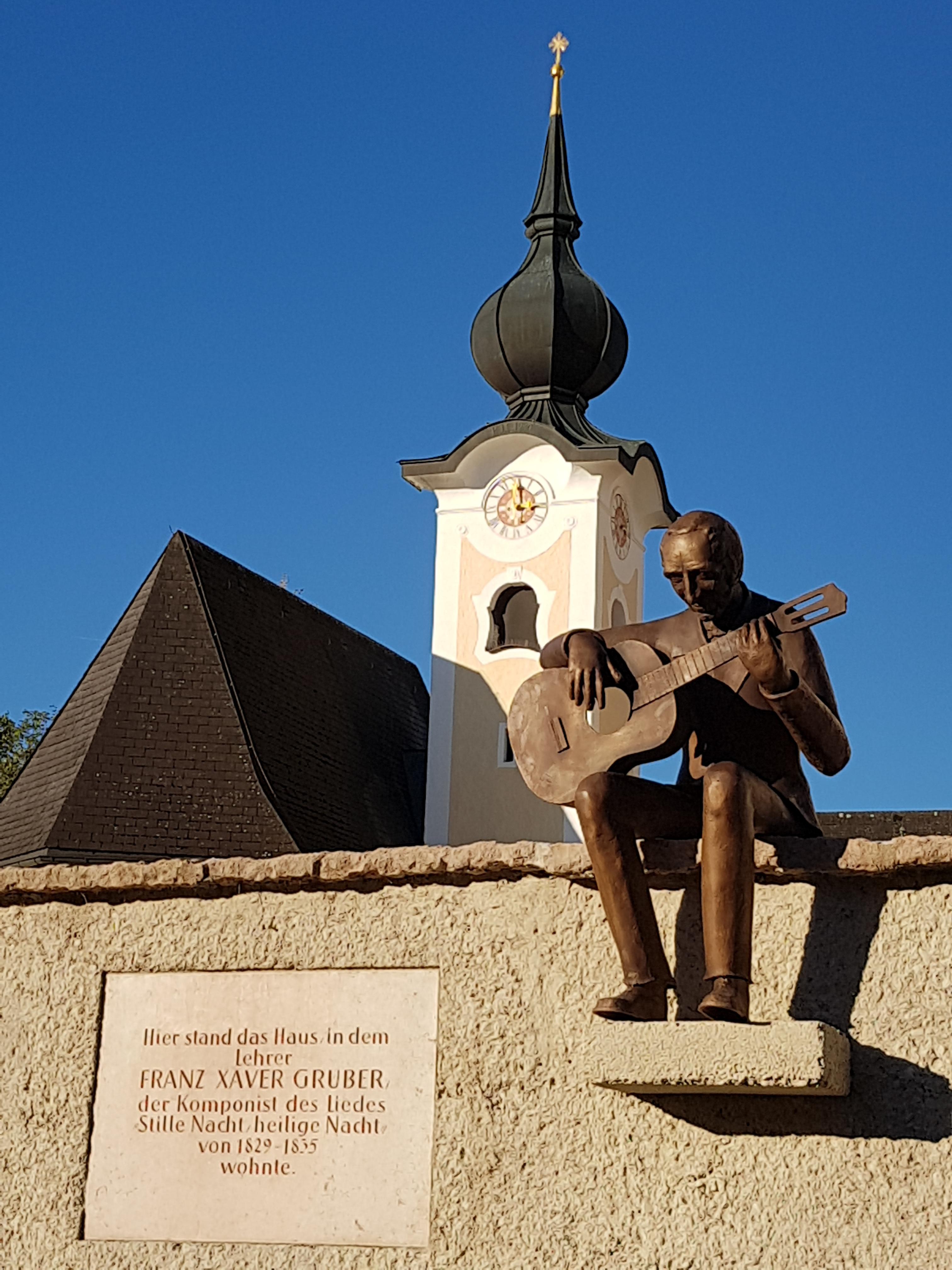 Gruber Denkmal