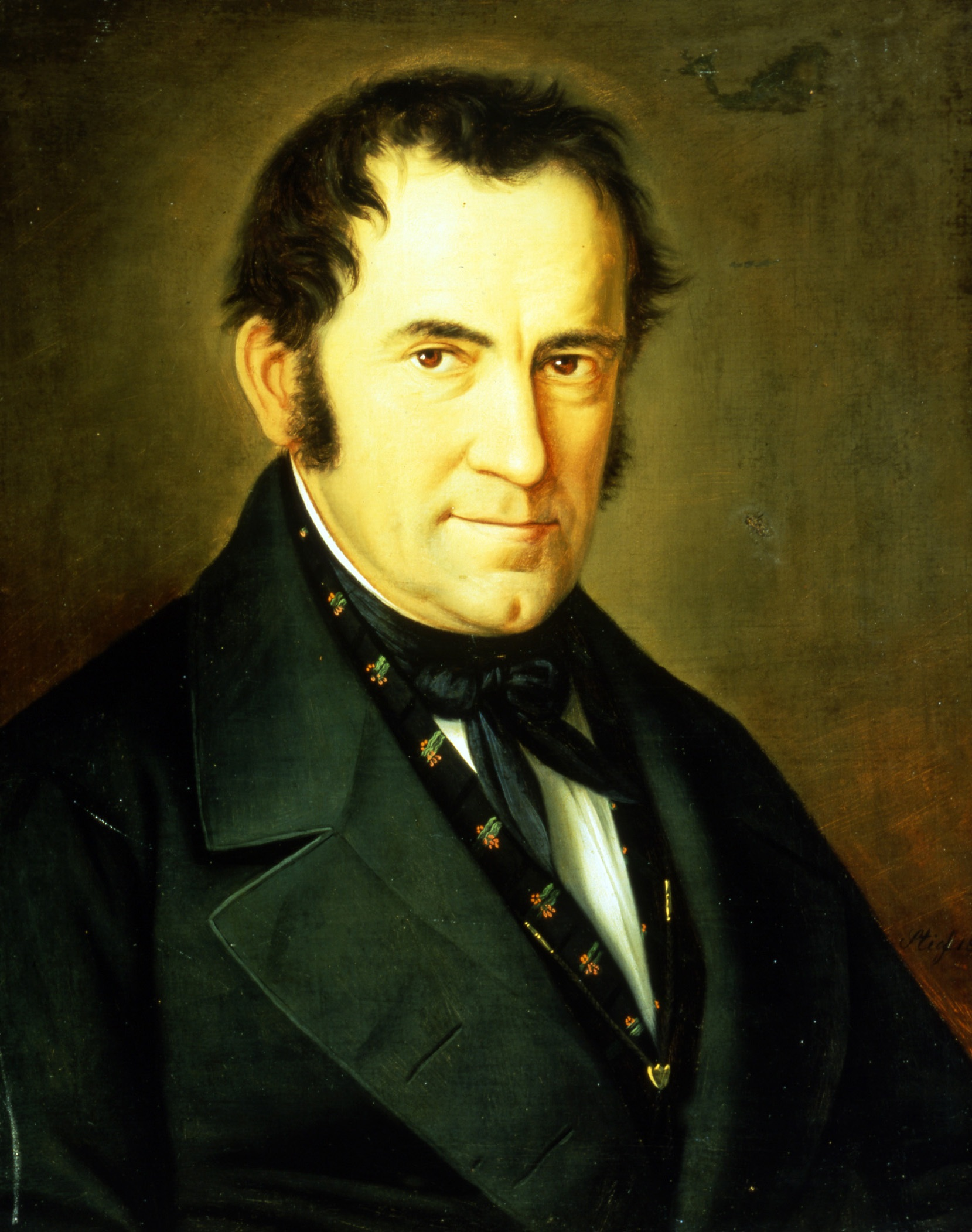 Franz X  Gruber Original