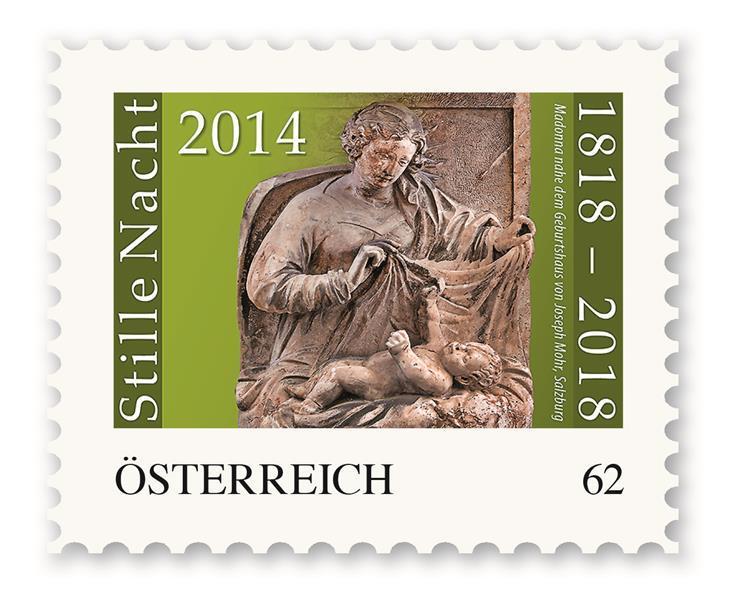 Stillenachtbriefmarke2014