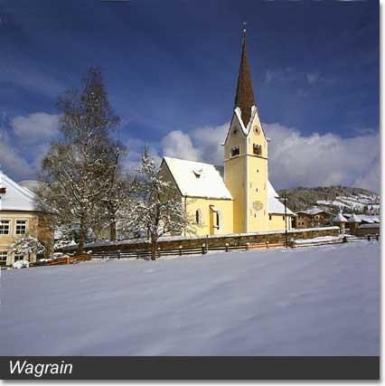 Pfarrkirche Wagrain